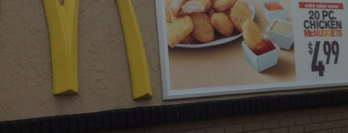 McDonald's is one of Lynnes list.