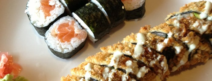 Yokohama Sushi is one of Boca Food.