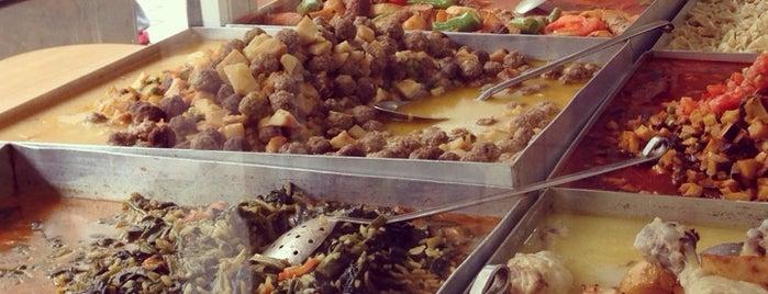 Yıldız Tabldot & Ev Yemekleri is one of Posti salvati di İsmail.