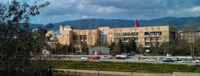 26 Haziran Atatürk Kültür Sarayı is one of Lieux qui ont plu à renklimelodiblog.