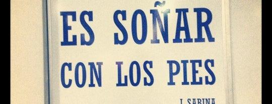 Salones de Danza is one of Ejercicio.