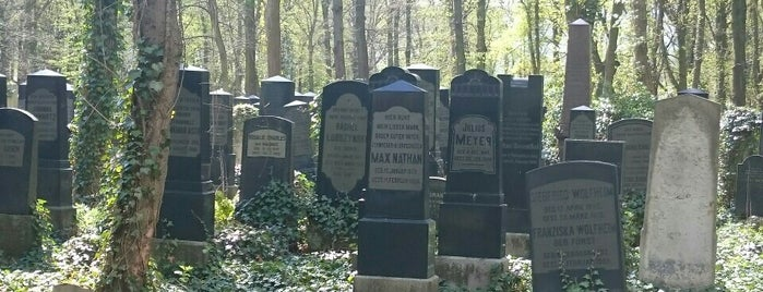 Jüdischer Friedhof Weißensee is one of Berlins Hidden Places.