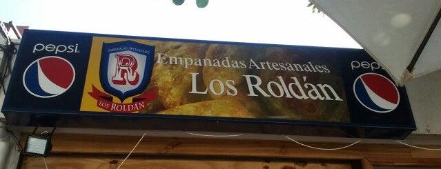 LOS ROLDAN empanadas Artesanales is one of Estela'nın Beğendiği Mekanlar.
