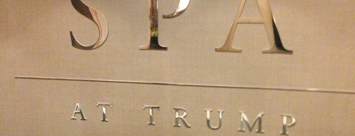 The Spa at Trump is one of Amex Offers - Chicago.