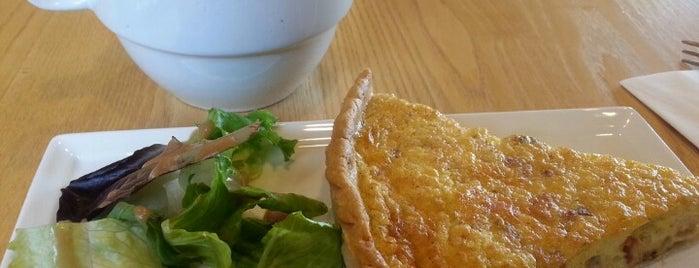 Baguette Cafe is one of Vegas Breakfast.