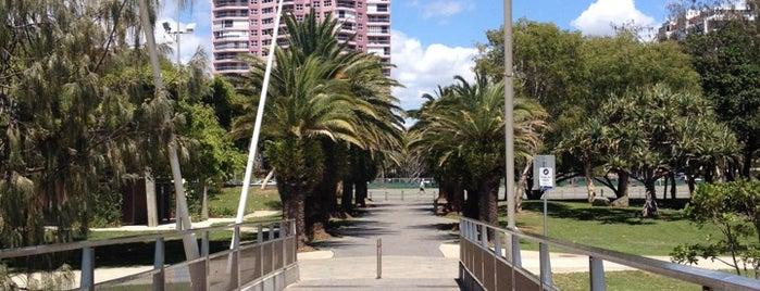 Macintosh Island Park is one of Australie.