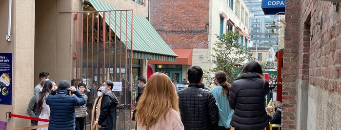 Post Alley is one of Seattle.