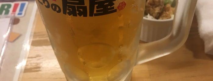 備長扇屋 名古屋駅西口店 is one of Orte, die valensia gefallen.