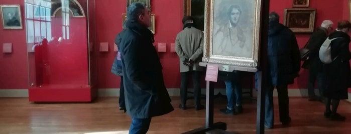 Musée National Eugène-Delacroix is one of Expositions, visites et balades.