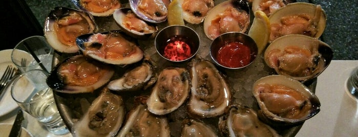Oyster House is one of The 25 Best Seafood Restaurants in America.