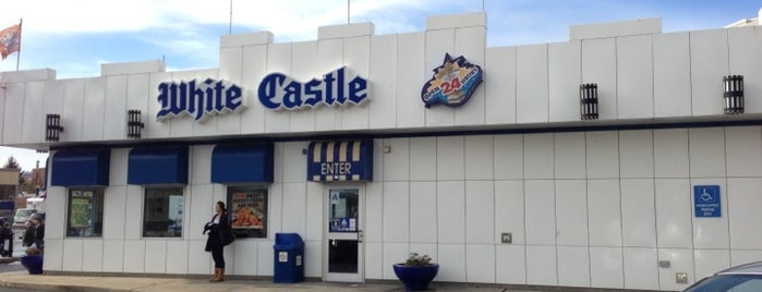 White Castle is one of New York Foodie.