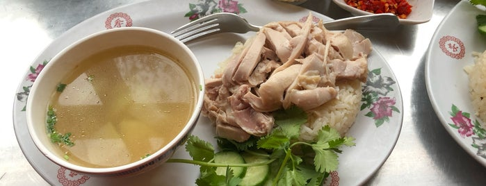 Nong's Khao Man Gai is one of Portland, OR To-Do List.
