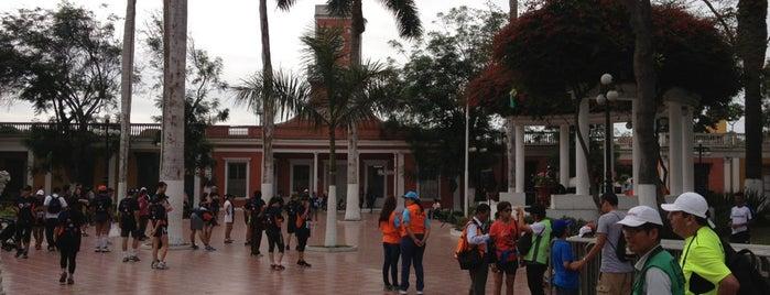 Municipalidad de Barranco is one of Perú 02.