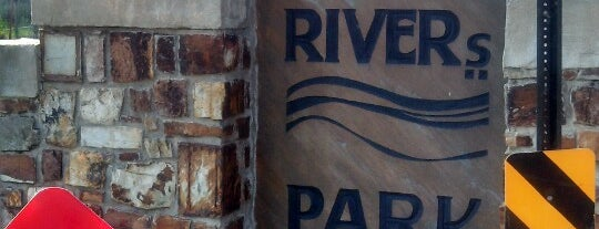 Two Rivers Park is one of North America.