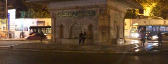 Üsküdar Meydanı is one of 🇹🇷 Samimîさんのお気に入りスポット.