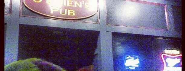 O'Briens Pub is one of Boston's Best Music Venues - 2012.