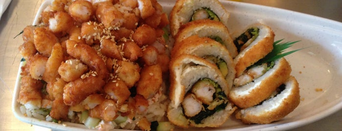 Sushi Hoko-Ki is one of Comida, pura comida!!!.