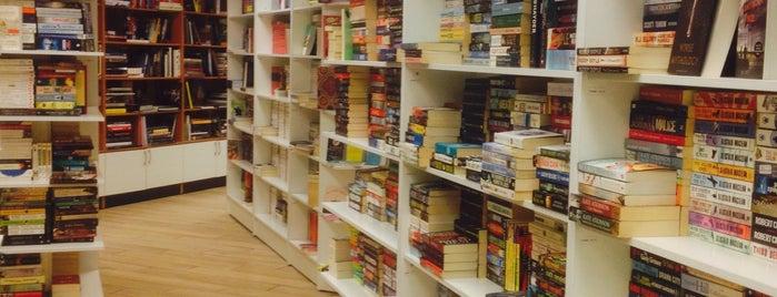Книжная галерея иностранной литературы is one of สถานที่ที่บันทึกไว้ของ Egor.