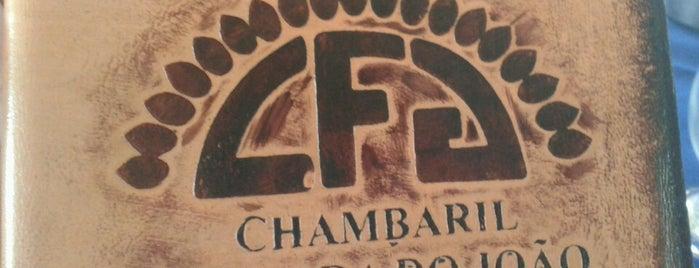 Chambaril e Feijoada do João is one of thiago lopes'in Kaydettiği Mekanlar.