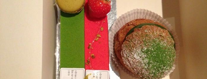 Sadaharu Aoki is one of Bakery in Paris.