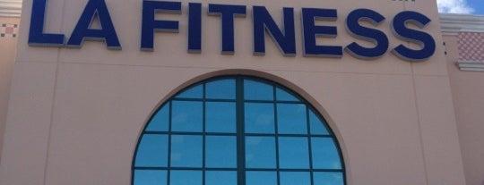 LA Fitness is one of Lieux qui ont plu à Tommy.