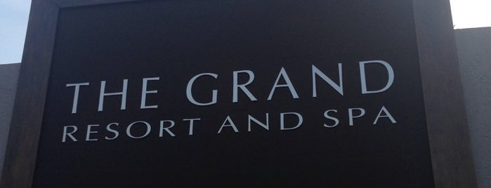 The Grand Resort and Spa is one of Gayborhood #FortLauderdale #WiltonManors.