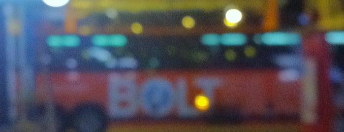 Bolt Bus is one of สถานที่ที่ Corey ถูกใจ.