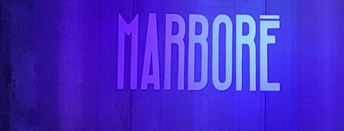 Marbore Madrid is one of Directos.