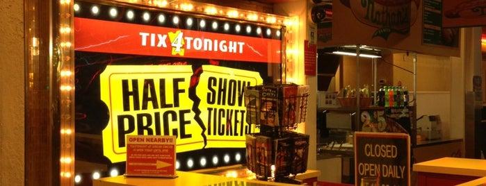 Tix4Tonight is one of Las Vegas Shows.