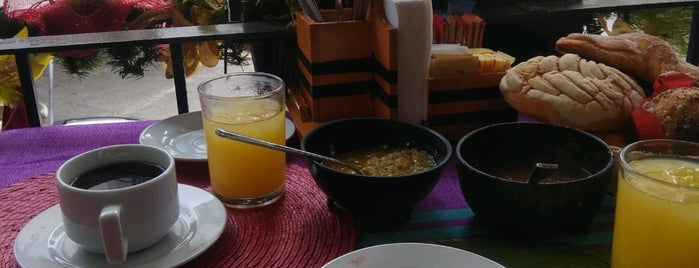 Restaurante Chile, Maíz y Frijol is one of Regina 님이 좋아한 장소.