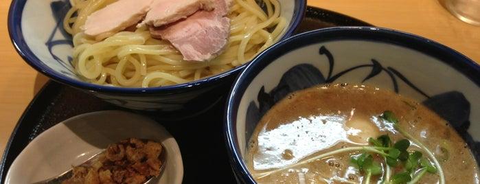 つけ麺 たけもと is one of Tempat yang Disukai 西院.