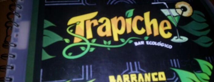 Trapiche Bar is one of Lima.