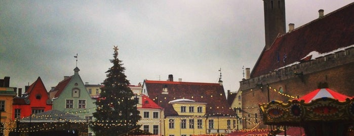 Vanalinn | Old Town is one of Estonia 16.