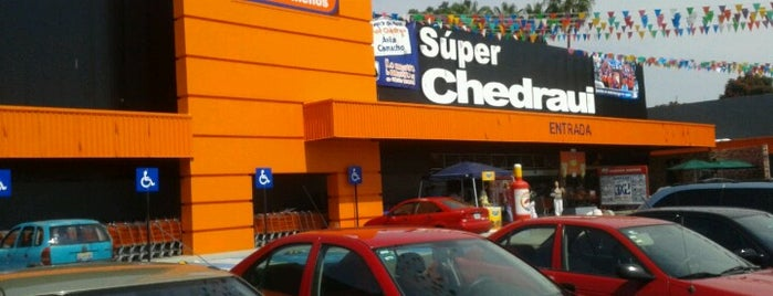 Super Chedraui is one of Jaimeさんのお気に入りスポット.