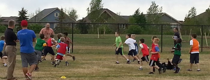 Westerly Creek Elementary is one of Stapleton Schools.