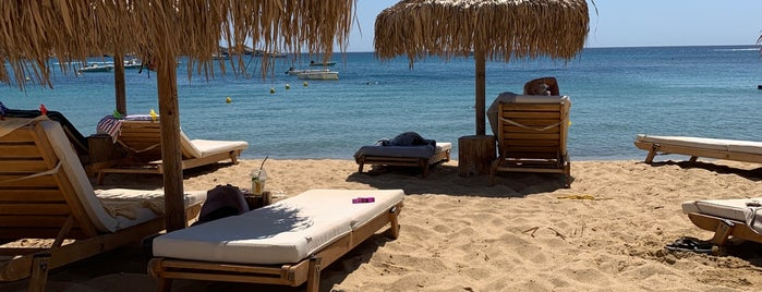 Salt is one of Ios, Greece.