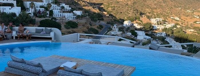 Levantes Boutique Hotel is one of Voyages - 2013.09 - Grèce.