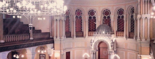 Grand Choral Synagogue is one of Sights in Saint Petersburg & suburban places.