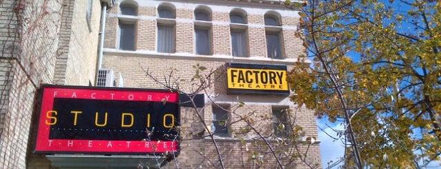 Factory Theatre is one of Posti che sono piaciuti a Selena.