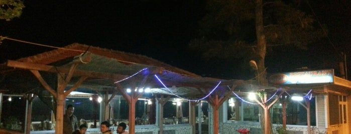 Şelale Restaurant is one of สถานที่ที่บันทึกไว้ของ Emre.