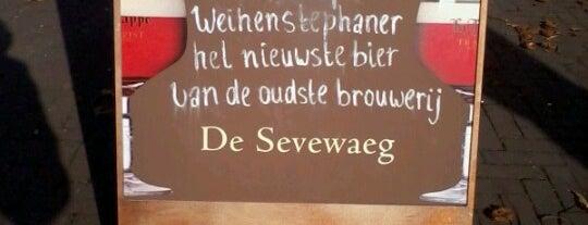 Tapperij de Sevewaeg is one of Misset Horeca Café Top 100 2012.