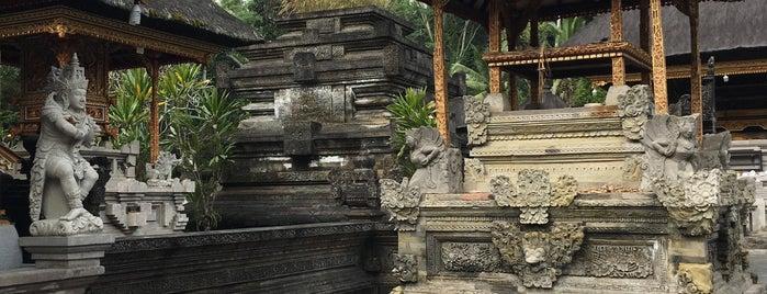 Pura Tirtha Empul, Tampaksiring, Bali is one of Bali.