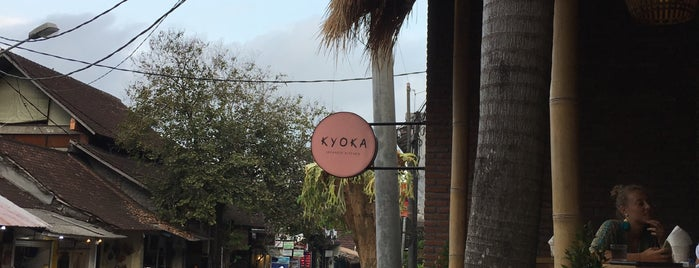 Kyoka Japanese Kitchen is one of Bali.