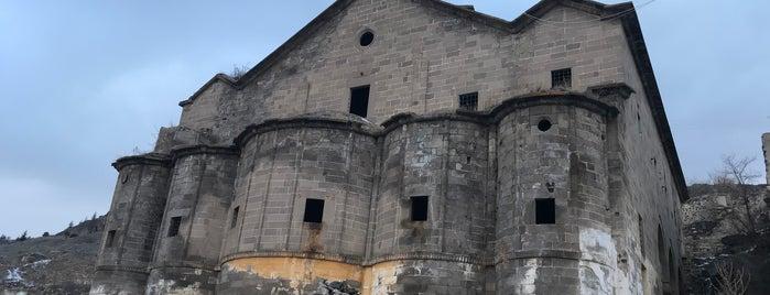Nevsehir Eski Hapishane is one of Kapadokya Nevşehir.