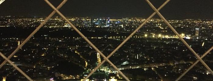 Torre Eiffel is one of Posti che sono piaciuti a Emilio.