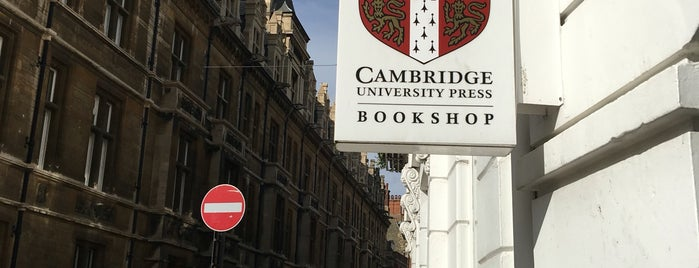Cambridge University Press Bookshop is one of Emilio 님이 좋아한 장소.