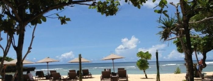 Nusa Dua Beach is one of Locais curtidos por Софья.