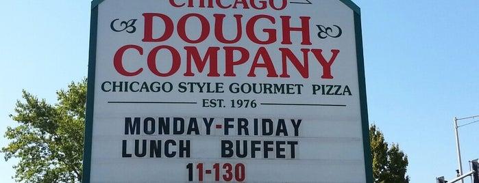 Chicago Dough Company - Richton Park is one of Tori 님이 저장한 장소.