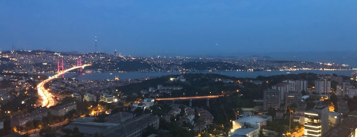 Mercure İstanbul City Bosphorus is one of Gayrettepe~Balmumcu~Esentepe.