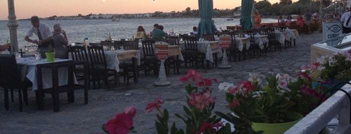 Cunda Restaurant is one of balıkesir.